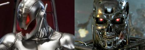 Ultron vs Terminator